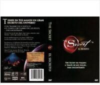 THE SECRET EL SECRETO SPANISH DVD NEW  Factory sealed Rhonda Byrne