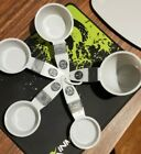 Best Quality Plastic Measuring Cup Set of 5 for Baking Kitchen Tool Professional