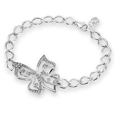 Diamond 0.47 carat Gemstone Butterfly 14ct White Gold Bracelet