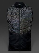 NIKE AEROLOFT FLASH VEST BLACK SIZE EXTRA LARGE 800501-010