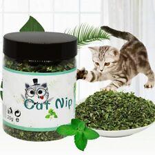 Organic 100% Natural Premium Catnip Cattle Grass 10g/20g/30g Menthol Flavor Gift