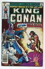 King Conan #1- Fantasty-Filled First Issue! - (6.5) 1980