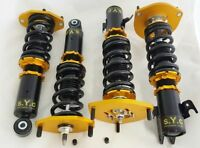 SYC ADJ. COILOVERS REAR PAIR (2) FOR FORD FALCON FG XR6 XR8 SEDAN 2008-ON