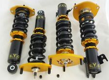 SYC ADJUSTABLE DAMPER COILOVERS F+ R FULL SET FOR FORD FALCON FG XR6 XR8 SEDAN