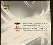 Sounds of Vancouver 2010: Olympic Opening Ceremony CD NEW