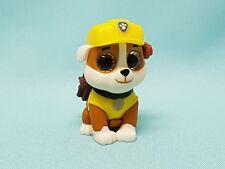TY Mini Boos Serie Paw Patrol Rubble Sammelfigur 5 cm Glubschis