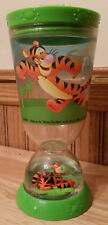 VINTAGE 2007 TIGGER DRINK CUP AND SNOW GLOBE BY DISNEY - ONE OF A KIND ON EBAY