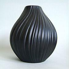* Rosenthal studio line * Martin Freyer * porcelaine noire * negra cebolla