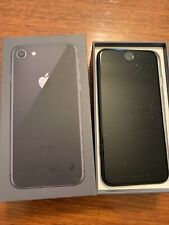 Apple iPhone 8 64GB Space Gray AT&T A1905 (GSM) FOR PARTS ONLY Shattered Bent