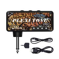 Donner Headphone Guitar Amplug Amplifier Mini Amp MP3 USB Charge Plexi Sound