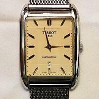 Gents or Ladies Tissot 1853 Fascination T845 Swiss Quartz Wrist Watch.