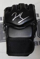 Tonya Evinger Signed MMA Glove PSA/DNA COA UFC TUF Invicta FC EliteXC Autograph