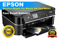 Reset Waste Ink Pad Epson Stylus Photo 1400 And 1410 - Delivery Email