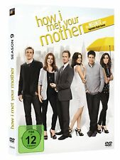 HOW I MET YOUR MOTHER 9 DIE LEGENDÄRE FINALE DVD STAFFEL 9 DEUTSCH