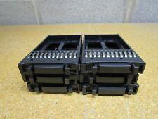 "Lot of 6 376383-002 HP 2.5"" SFF G5 G6 G7 SAS HARD DRIVE BLANK FILLER"