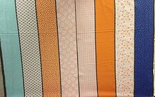 Moda Lollies Jen Kingwell Luna Lava Fabric 100% cotton 18120-12