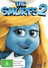 THE SMURFS 2 DVD NEW & SEALED- FREE POSTAGE!