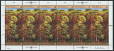 United Nations - Vienna 81a Sheet MNH Survival of the Forest