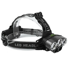 USB Charging T6 Headlamp Waterproof Head Light Torches Flashlight Household