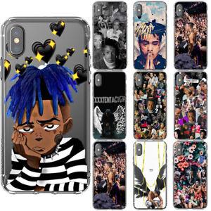 XXXTentacion Rap Soft Phone Case For APPLE iPhone Xs 11 Pro Max Xr X 8 7 6 Plus