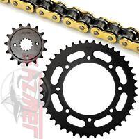 SunStar 520 XTG O-Ring Chain 16-42 T Sprocket Kit 43-2262 For Kawasaki KLR650