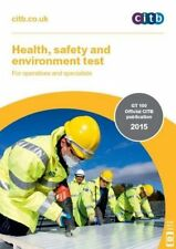 Health, Safety and Environment Test for Operatives and Specialists: GT 100/15,C
