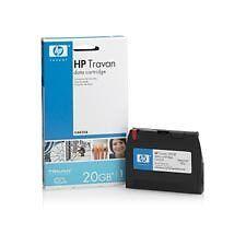 C4435A HP TR-5 10/20GB Travan Data Cartridge