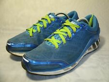 ADIDAS CLIMACOOL BLUE TRAINER RUNNING SHOES / SIZE US 10 / EUR 44 MEN'S