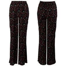 Viscose Hippie Regular Size Trousers for Women