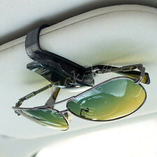 Vehicle Glasses Holder Sun Shades Eyeglass Frame Card Clip Interior Accessories(Fits: Cadillac Catera)