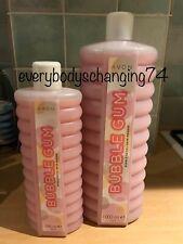 Avon BUBBLE GUM Bubble Bath 1 Litre & 500ml Set