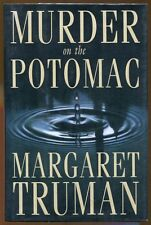 Murder on the Potomac by Margaret Truman-First Edition/DJ-1994