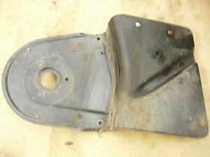 """Snapper LE3190R 19"""" auger side mounts frame ends left right"""