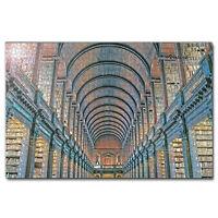 Ireland Dublin Trinity College Library Jigsaw Puzzle 1000 Piece Wooden