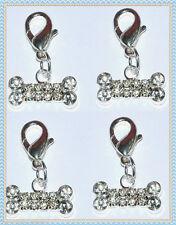 Unbranded Zinc Alloy Dog Collar Charms
