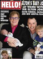 Hello Magazine Elton John Prince Harry Queen Elizabeth Barack And Michelle Obama