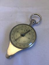 Vintage Compass and Nautical Distance map Measurer opisometer Curimeter