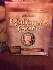 Baldur's Gate (Mac, 1998)