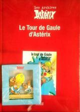 EO Astérix (Atlas - les archives) 2 Le tour de Gaule d'astérix + figurine (Neuf)