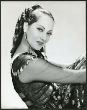 MERLE OBERON in STUNNING Original Vintage 1934 PORTRAIT Photo