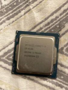Intel Core i3-6100 3.70GHz Dual-Core CPU Processor SR2HG Missing Capacitors