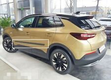 Body Side Mouldings Door Molding Protector Trim Cover fit Opel Grandland X 2017-