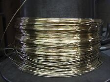 DISCOUNTED 11 1/2 INCHES 10K YELLOW SOLID GOLD 22G ROUND WIRE HH FREE SHIPPING