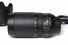 Nikon AF-S VR Zoom-Nikkor 70-300mm f/4.5-5.6g IF-ED-nel perfetto!
