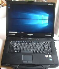 Panasonic Toughbook CF-52 WIN 10 Office 2019 500Gb HDD + COMPLETE Laptop