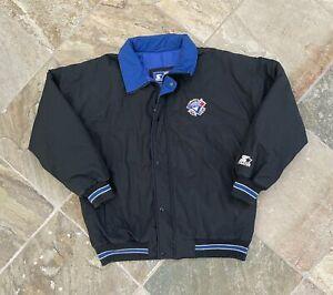 Vintage Toronto Blue Jays Starter Parka Baseball Jacket, Size Large