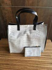 Estée Lauder Shopping Bag Borsa & Portafogli Borsetta Trucco Bag Black Grey Stone