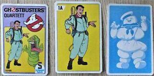Quartett Ghostbusters v. Schmidt Spiel Nr. 03166