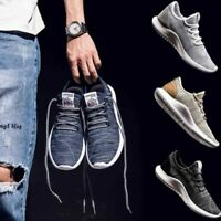 Mens Sneaker Athletic Sports Shoes Summer Outdoor Running Casual Mesh Breathable