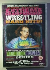 Extreme Championship Wrestling - Hardcore Heaven Hard Hits (DVD, 2001) Sealed